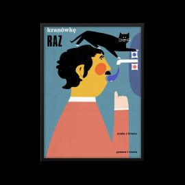"""Plakat """"Kranówka RAZ!"""""""