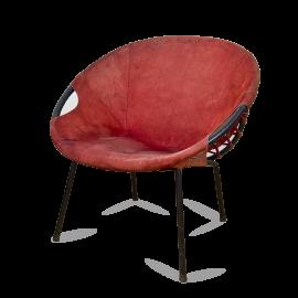 Baloon Chair, Lusch&co, lata 60. (2)