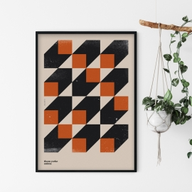 """Plakat """"Thom Yorke - Anima"""", Jakub Kamiński, 48x68"""