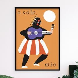"""O sole mio"", Jakub Zasada, B2"