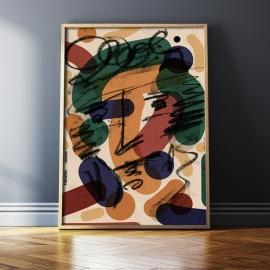 """Fryderyk Chopin"", Jakub Kamiński, 48x68"