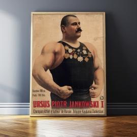 Ursus Piort Janowski I, 50x70cm