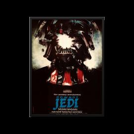 "Plakat ""Powrót Jedi"" 1984, B1"
