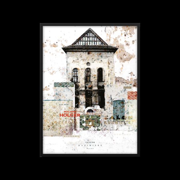 Plakat Kraków Kazimierz